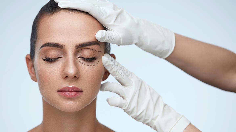 Eyelid surgery (Blephoplasty)