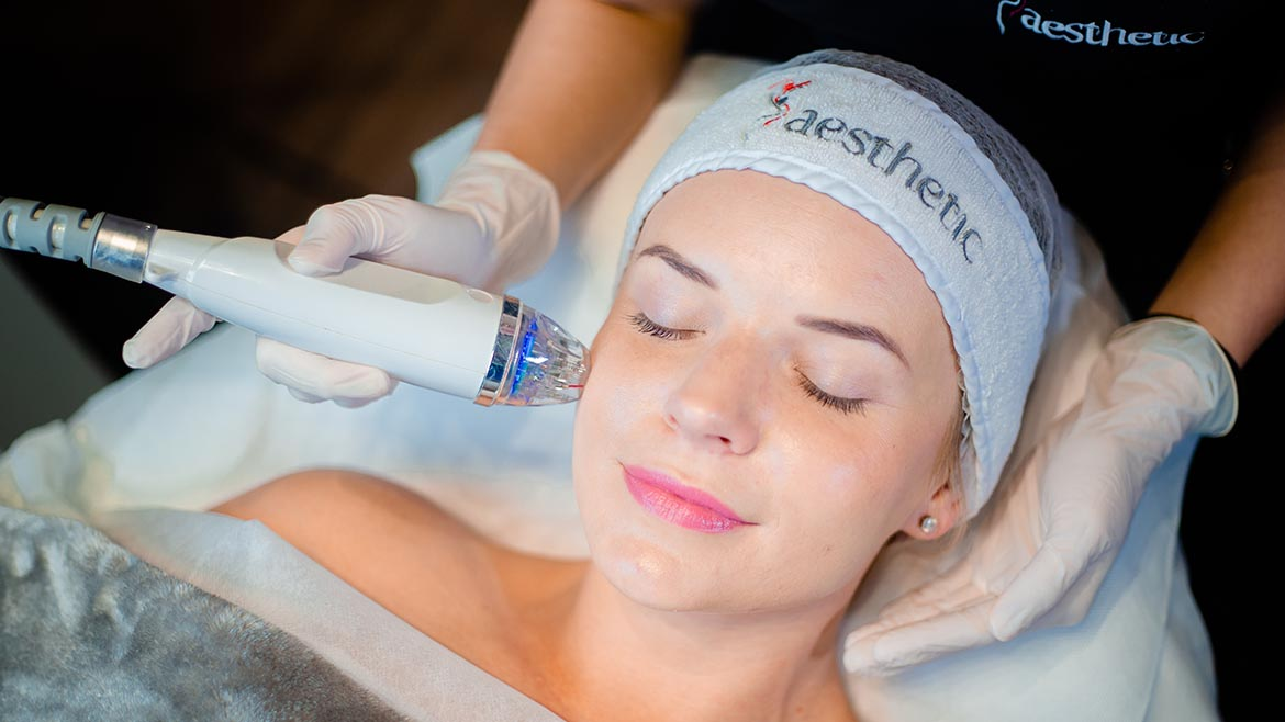 Secret Mesotherapy with RF
